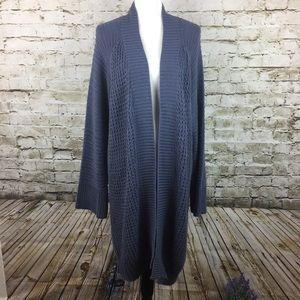 RDI duster sweater